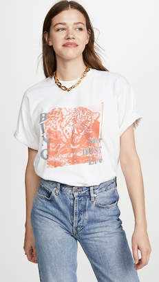 Anine Bing Panther Dust Tee