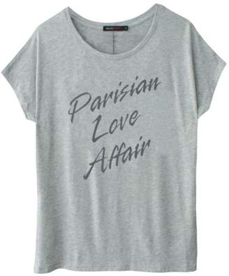 South Parade Loose Roundneck Tee