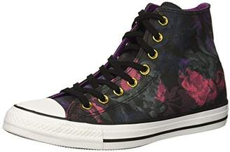 Converse Chuck Taylor All Star Floral Print HIGH TOP Sneaker