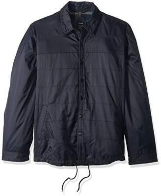 Dickies Men's Modern Fit Nylon Shirt Jacket