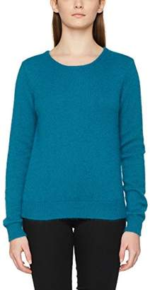 LE MONT SAINT MICHEL Women's 9601/1f Sweatshirt, Blue