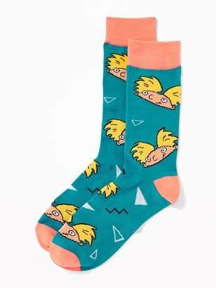 Old Navy Hey Arnold! Socks for Men