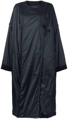 Y-3 reversible padded coat
