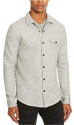 Kenneth Cole Reaction Men's Quilted Shirt Jckt