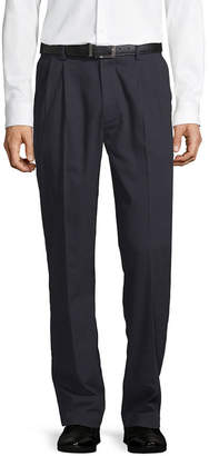 9880e4bde0 ST. JOHN'S BAY Easy Care Mens Classic Fit Pleated Pant