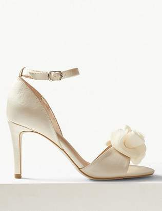 Marks and Spencer Stiletto Heel Ankle Strap Sandals