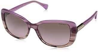 Ralph Lauren Ralph by Women's 0ra5223 Rectangular Sunglasses