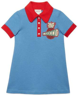 Gucci Children's dress with patch