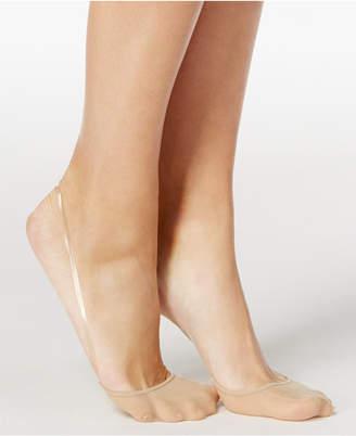 Hue Women's Slingback Sheer Liner Socks