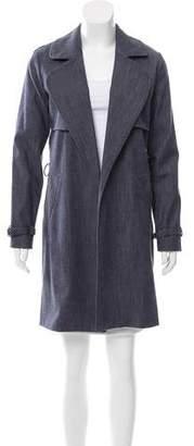 Waverly Grey Deana Denim Trench Coat