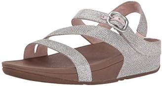 FitFlop Women's The Skinny Sparkle Z-Strap Sandal Flip Flop