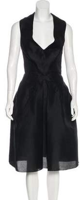 Dolce & Gabbana Halter A-Line Dress
