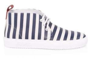 Del Toro Striped Chukka Sneakers