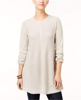 Style&Co. Style & Co Swingy Knit Tunic Top, Created for Macy's
