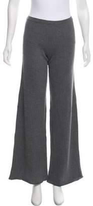 Cividini Wool Mid-Rise Pants w/ Tags