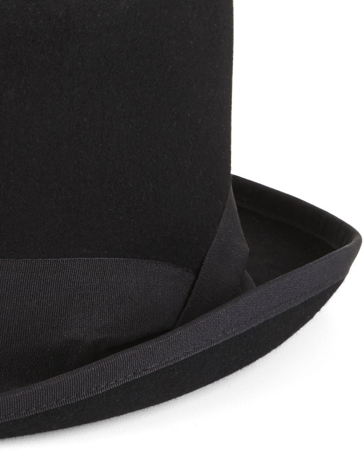BCBGMAXAZRIA Top Hat