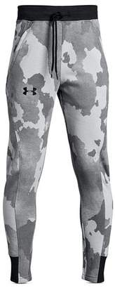 Under Armour Boys' Rival Camouflage-Print Jogger Pants - Big Kid