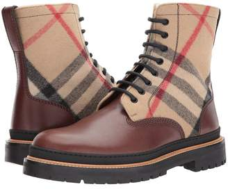 Burberry William Check Boot