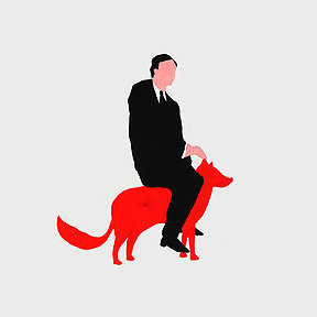 Mareike Auer The story about me and the fox Print