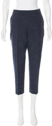 Paul Smith Tweed Cropped Pants $75 thestylecure.com