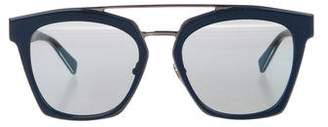 MCM Tinted Reflective Sunglasses