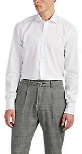 Eleventy Men's Cotton Poplin Shirt - White