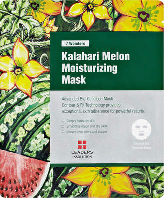 Leaders 7 Wonders Kalahari Melon Moisturizing Sheet Mask $6 thestylecure.com