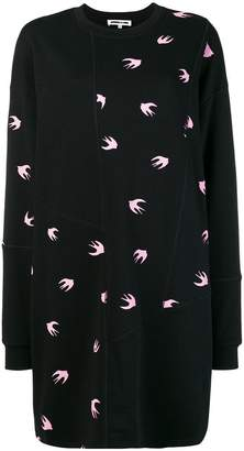 McQ bird sweater dress