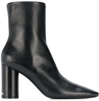 Balenciaga Round ankle boots