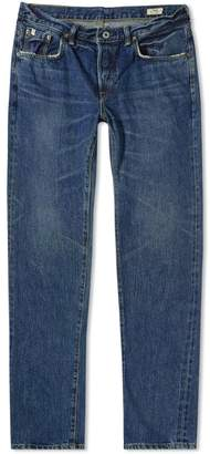 Edwin E-Standard Regular Tapered Jean