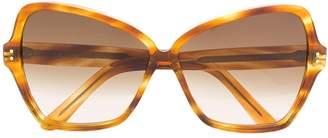 Celine cat-eye tinted sunglasses