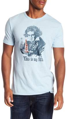 Lucky Brand Beethoven's 5th Tee