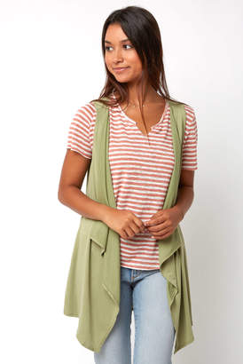 Abbeline Light Weight Knit Vest