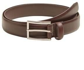 Mango Man MANGO MAN Leather suit belt
