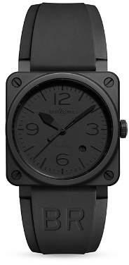 Bell & Ross BR 03-92 Phantom Ceramic Watch, 42mm