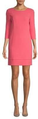 Oscar de la Renta Classic Shift Dress
