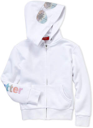 Butter Shoes Girls 4-6x) Embellished Beach Hoodie