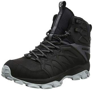 Merrell Women's's Thermo Freeze Tall Wp High Rise Hiking Boots Black/Vapor, (3 EU)