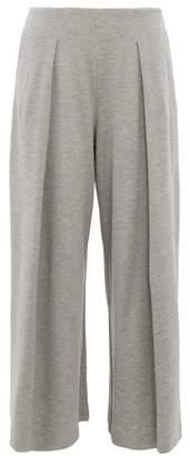 Max Mara Pevera Track Pants - Womens - Light Grey
