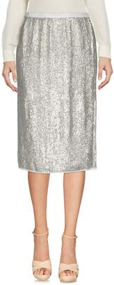 Vanessa Bruno Knee length skirts - Item 35361303FN