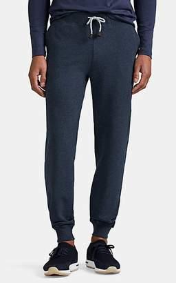 Loro Piana Men's Cotton Drawstring Sweatpants - Navy