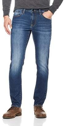 Nothing but Denim Men's Skinny Fit Cotton Twill Pants Denim Jean