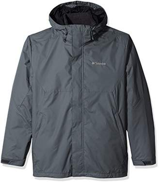 Columbia Men's Big-Tall Big & Tall Eager Air Interchange 3-in-1 Jacket