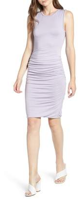 Leith Ruched Body-Con Dress