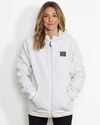 Billabong Women's Blossom Sherpa Zip Hoody