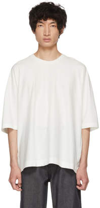 Issey Miyake Homme Plisse White Release T-Shirt