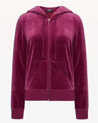 Juicy Couture Luxe JC Velour Robertson Jacket