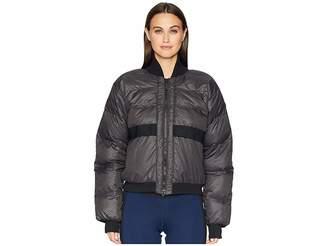adidas by Stella McCartney Essentials Short Padded Jacket CZ3533