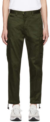 Diesel Green P-Madox Trousers