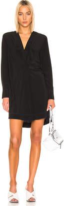 Rag & Bone Shields Dress in Black | FWRD